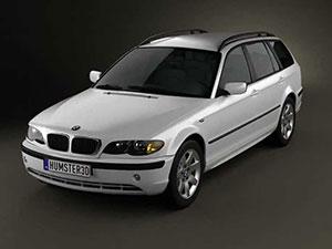 Технические характеристики BMW 3-серия 325i 1999-2001 г.