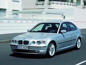 Технические характеристики BMW 3-серия 316ti 2001-2005 г.