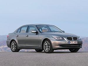 Технические характеристики BMW 5-серия 520d 2007-2010 г.