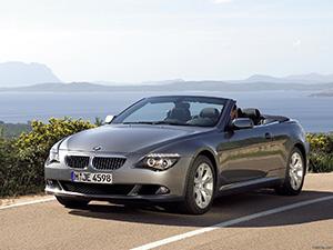 Технические характеристики BMW 6-серия 635d 2007-2011 г.