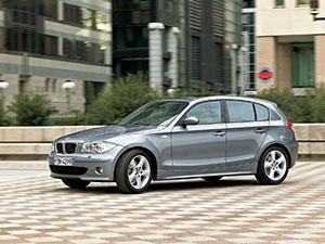 Технические характеристики BMW 1-серия 116i 2004-2007 г.