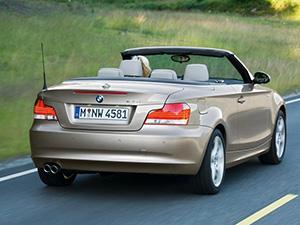 Технические характеристики BMW 1-серия 118i 2008-2011 г.