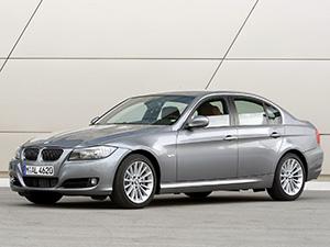 Технические характеристики BMW 3-серия 316i 2008-2012 г.