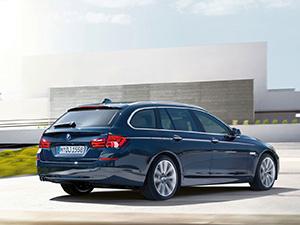 Технические характеристики BMW 5-серия 520d Touring 2013- г.