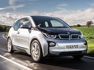 Технические характеристики BMW i3
