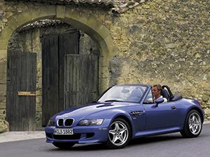 Технические характеристики BMW M Roadster