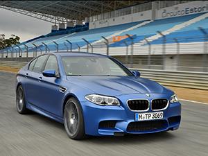 Технические характеристики BMW M5