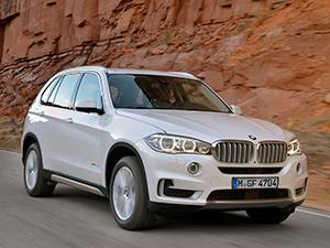 Технические характеристики BMW X5