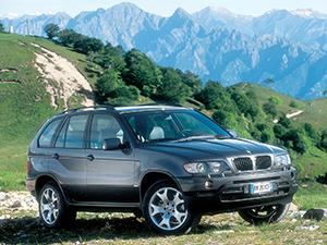 E53 с 2000 по 2003