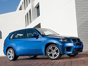 Технические характеристики BMW X5 M