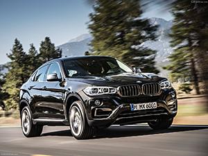 Технические характеристики BMW X6