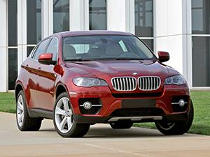 Технические характеристики BMW X6 M 2008-2010 г.