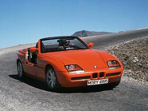 Технические характеристики BMW Z1