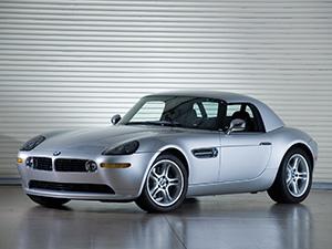Технические характеристики BMW Z8