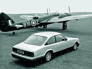 Bristol Blenheim 2 дв. купе Blenheim