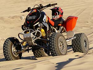 BRP DS спортивный 650 Baja
