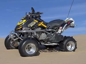 BRP DS спортивный 650