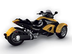 Технические характеристики BRP Can-Am Spyder
