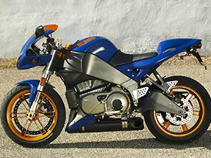 Buell Firebolt спортбайк XB12R