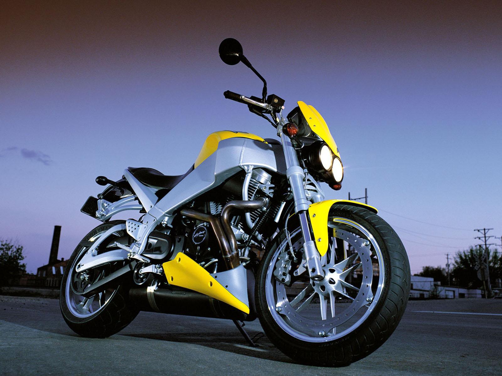 Buell (Бьюелл) Lightning XB9S 2003- г.
