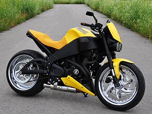 Buell Lightning спортбайк XB9S
