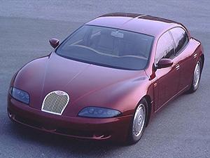 Bugatti EB 112 4 дв. седан EB 112