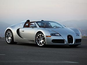 Bugatti Veyron 2 дв. кабриолет Grand Sport