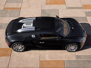 Bugatti Veyron 2 дв. купе Veyron 16.4
