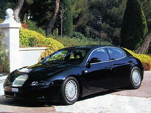 Технические характеристики Bugatti EB 112