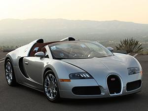 Технические характеристики Bugatti Veyron