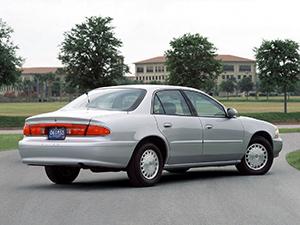 Buick Century 4 дв. седан Century