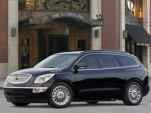 Buick Enclave 5 дв. внедорожник Enclave