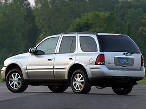 Buick Rainier 5 дв. внедорожник Rainier
