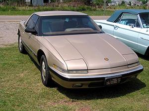 Buick Reatta 2 дв. купе Reatta