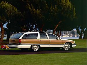 Buick Roadmaster 5 дв. универсал Roadmaster