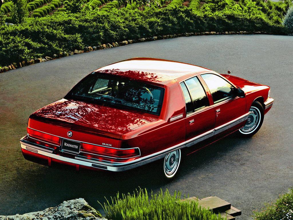 Buick (Бьюик) Roadmaster 1993-1997 г.