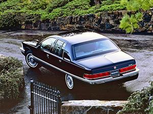 Buick Roadmaster 4 дв. седан Roadmaster