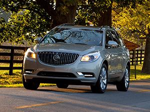 Технические характеристики Buick Enclave