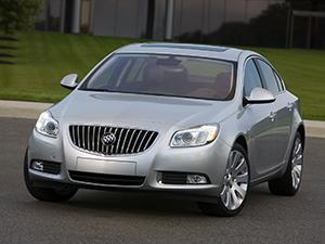 Технические характеристики Buick Regal 2.4 2008- г.