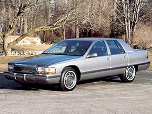 Технические характеристики Buick Roadmaster