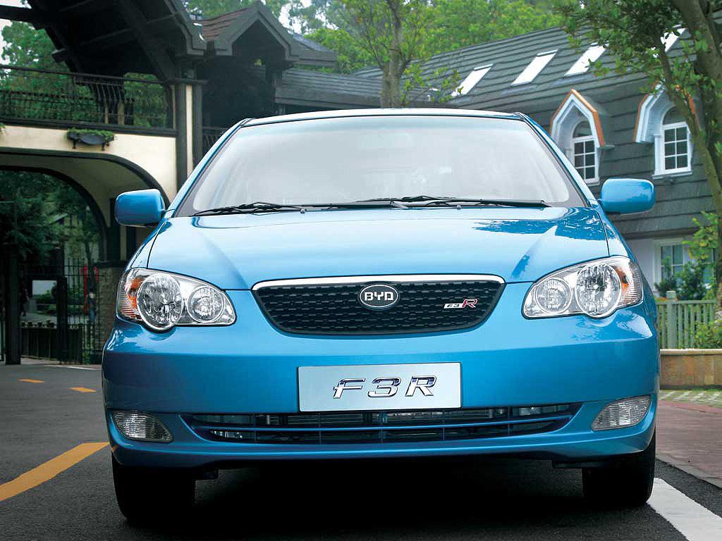 BYD (Бид) F3 F3-R 2007- г.