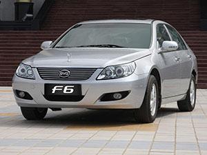 BYD F6 4 дв. седан F6