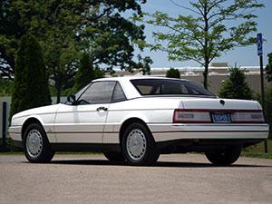 Cadillac Allante 2 дв. кабриолет Allante