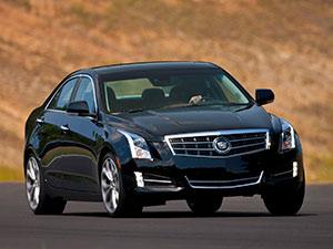 Cadillac ATS 4 дв. седан ATS