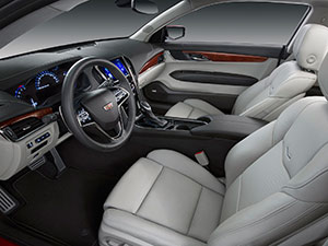 Cadillac ATS 2 дв. купе ATS