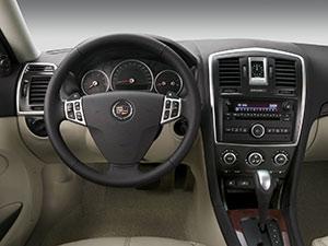 Cadillac BLS 4 дв. седан BLS