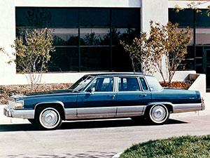 Cadillac Brougham 4 дв. седан Brougham