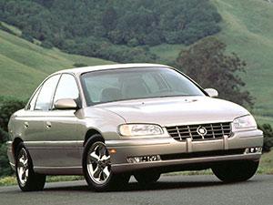 Cadillac Catera 4 дв. седан Catera