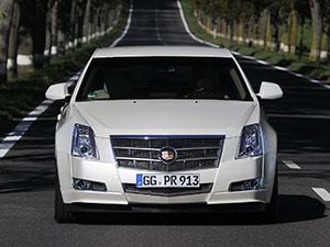 Cadillac CTS 5 дв. универсал CTS