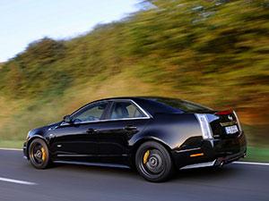 Cadillac CTS 4 дв. седан CTS